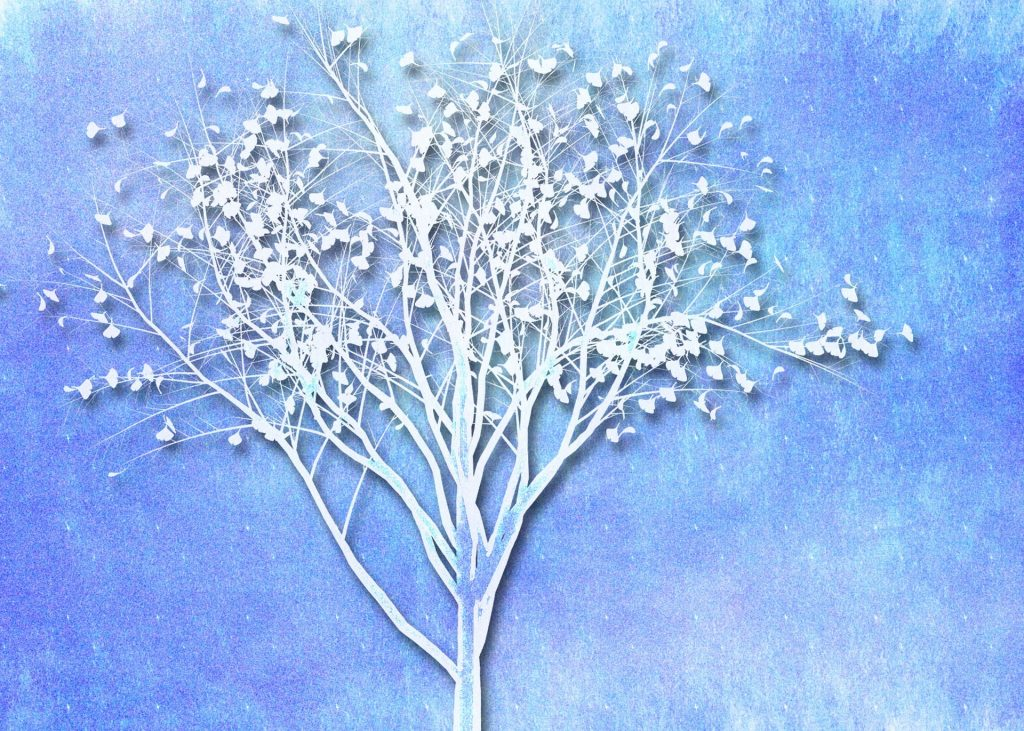 tree-white-blue